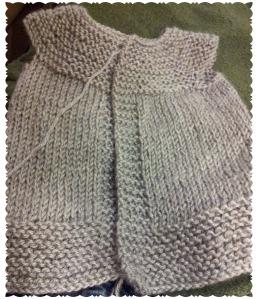 grey plain vest1