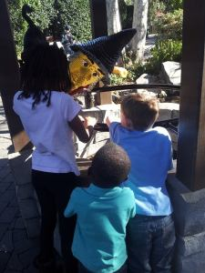 cousins at legoland