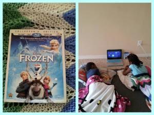 frozen sick day
